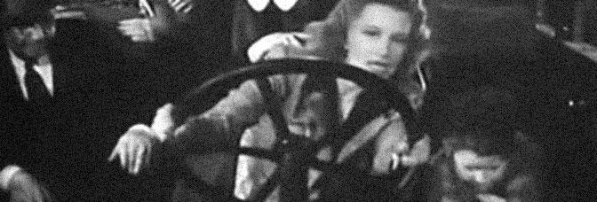 Julie Bishop is definitely on the bus in BUSSES ROAR, directed by D. Ross Lederman for Warner Bros.