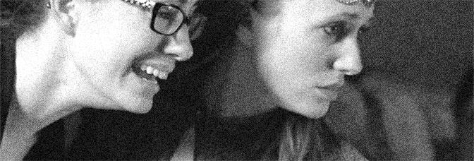 Anastasia Higham and Alyssa Kay star in DARK DUNGEONS, directed by L. Gabriel Gonda.