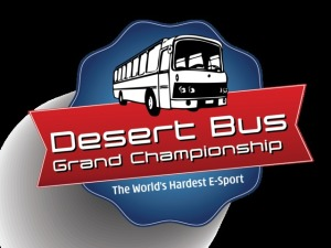 desert bus esport