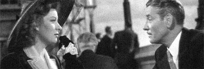 Greer Garson and Ronald Colman star in RANDOM HARVEST, directed by Mervyn LeRoy for Metro-Goldwyn-Mayer.
