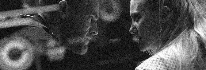 James Van Der Beek and Katee Sackhoff star in POWER/RANGERS, directed by Joseph Kahn.