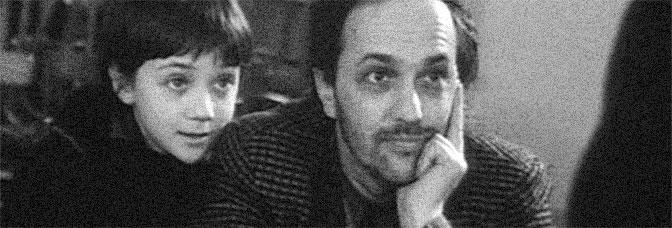 """Wojciech Klata and Henryk Baranowski star in """"The Decalogue: One"""", directed by Krzysztof Kieslowski for Warner Bros."""