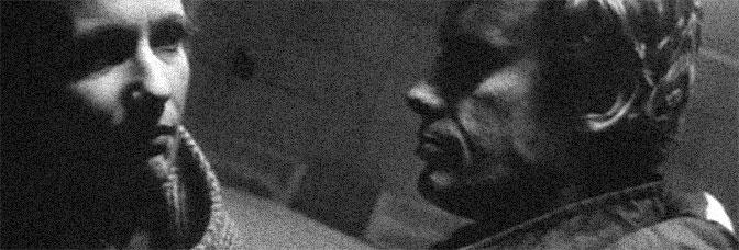 "Maria Pakulnis and Daniel Olbrychski star in ""The Decalogue: Three,"" directed by Krzysztof Kieslowski for Warner Bros."