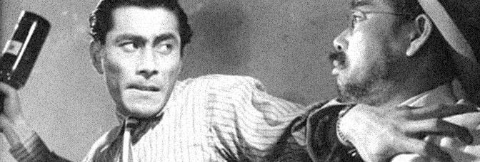 Drunken Angel (1948, Kurosawa Akira)