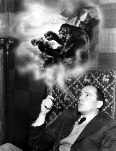 Merian C. Cooper and his pipe dreams of KONG.