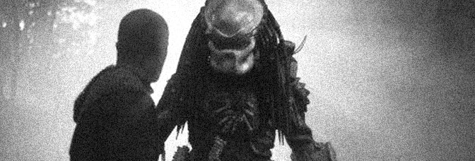 A scene from PREDATOR: DARK AGES, directed by James Bushe.