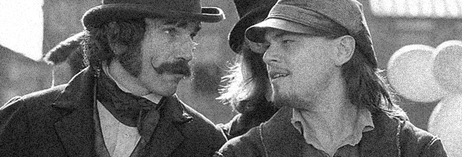 Daniel Day-Lewis and Leonardo DiCaprio star in GANGS OF NEW YORK, directed by Martin Scorsese for Touchstone Pictures.