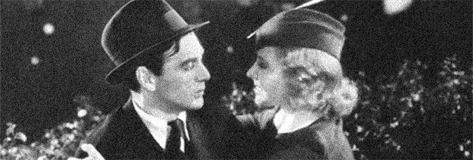 Gary Cooper and Jean Arthur star in MR. DEEDS GOES TO TOWN, directed by Frank Capra for Columbia Pictures.