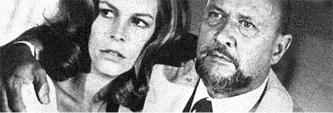 Jamie Lee Curtis and Donald Pleasence star in HALLOWEEN II, directed by Rick Rosenthal for Universal Pictures.