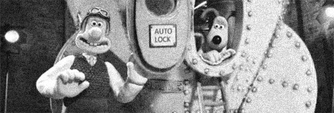 A Grand Day Out with Wallace and Gromit (1989, Nick Park)