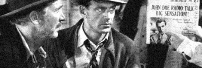 Meet John Doe (1941, Frank Capra)