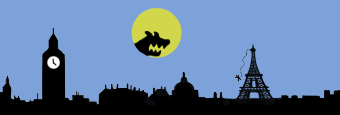 [BASP] An American Werewolf in London (1981, John Landis) / An American Werewolf in Paris (1997, Anthony Waller)