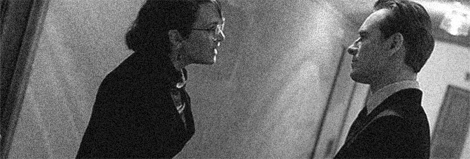 Kate Winslet and Michael Fassbender star in STEVE JOBS, directed by Danny Boyle for Universal Pictures.
