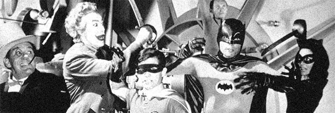 Batman: The Movie (1966, Leslie H. Martinson)