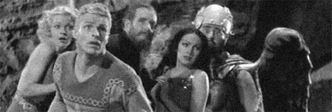 Flash Gordon (1936, Frederick Stephani), Chapter 12: Trapped in the Turret