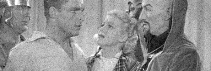 Flash Gordon (1936, Frederick Stephani), Chapter 1: The Planet of Peril