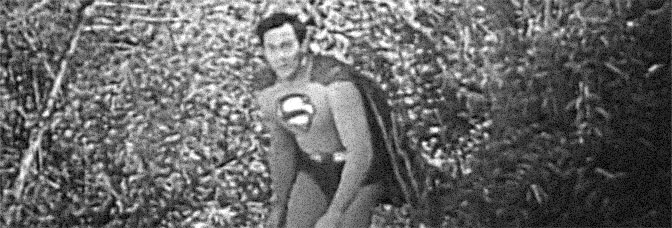 Superman (1948, Spencer Gordon Bennet and Thomas Carr), Chapter 2: Depths of the Earth