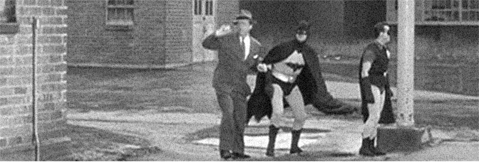 Batman and Robin (1949, Spencer Gordon Bennet), Chapter 14: Batman vs. Wizard!
