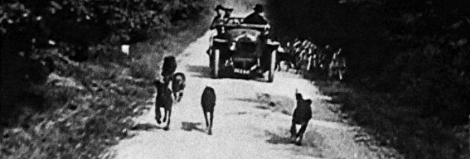 Judex (1916, Louis Feuillade), Episode 3: The Fantastic Hounds