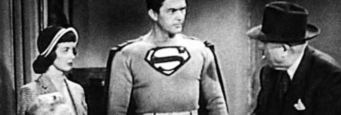Atom Man vs. Superman (1950, Spencer Gordon Bennet), Chapter 13: Atom Man's Flying Saucers