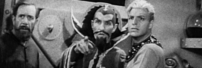 Flash Gordon's Trip to Mars (1938, Ford Beebe and Robert F. Hill), Chapter 4: Ancient Enemies