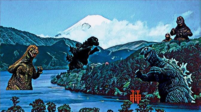 Sum Up | Godzilla, Part One: Showa