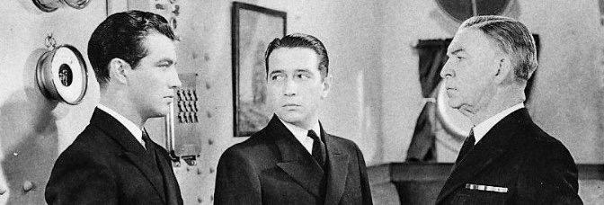 Murder in the Fleet (1935, Edward Sedgwick)