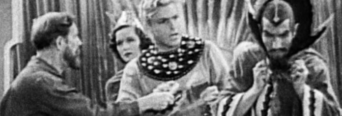 Flash Gordon's Trip to Mars (1938, Ford Beebe and Robert F. Hill), Chapter 12: Ming the Merciless