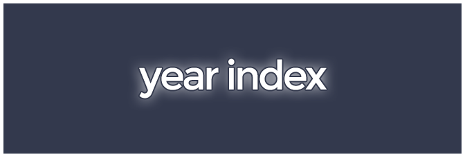 Index, by year | The Stop Button