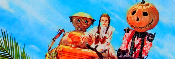Return to Oz (1985, Walter Murch)