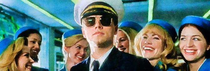 Catch Me If You Can (2002, Steven Spielberg)