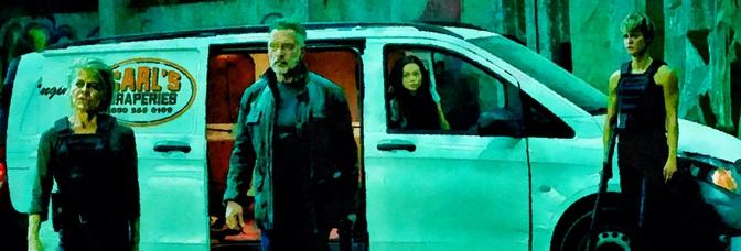 Terminator: Dark Fate (2019, Tim Miller)