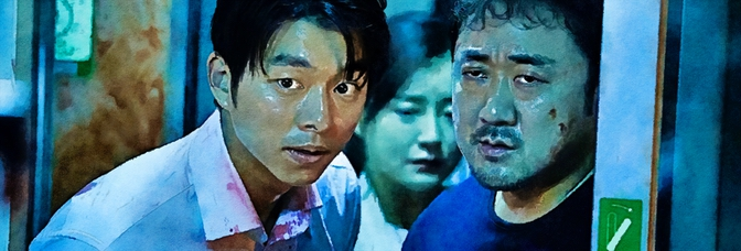 Train to Busan (2016, Yeon Sang-ho)