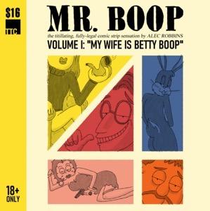 Mr Boop Volume 1  2020