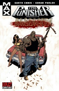 The Punisher Presents Barracuda  2007