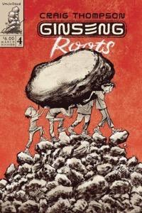 Ginseng roots 4