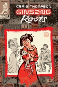 Ginseng Roots #2 cover