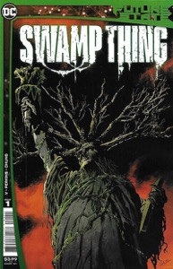 Swamp thing future state 1