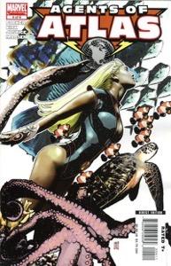 Agents of atlas 2007 4