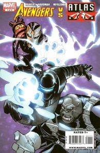 Avengers vs atlas 1 2010
