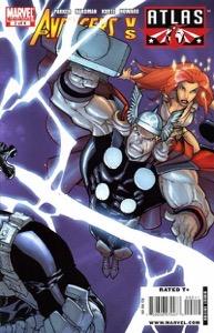 Avengers vs atlas 2 2010