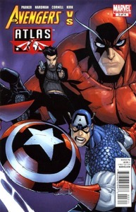 Avengers vs atlas 3 2010