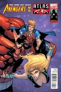 Avengers vs atlas 4 2010