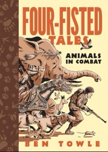 Four fisted tales animals in combat