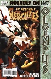 Incredible hercules 139 2010