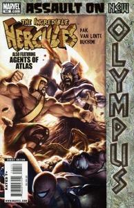 Incredible hercules 141 2010