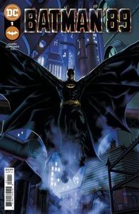 Batman 89 1 Cover