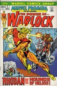 Marvel premiere 1972 2