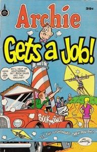 Archie Gets a Job 1977 copy